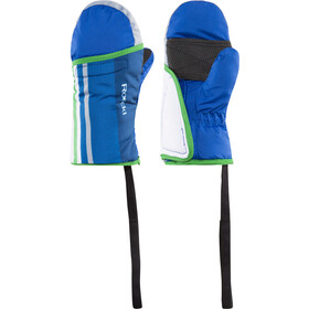 Roeckl Toddlers Four Ski Gloves royal
